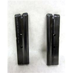 2 SQUIRES BINGHAM MODEL 20 MAGAZINES