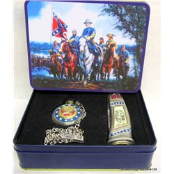 ROBERT E LEE COMMEMORATIVE SET
