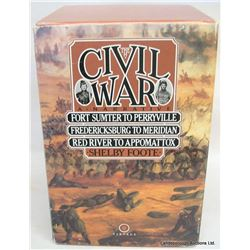 CIVIL WAR - THREE BOOK SERIES