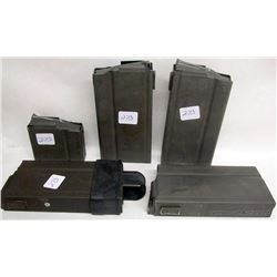 FIVE NORINCO M305 MAGS