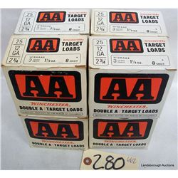 "BOX LOT 12 GA 2 3/4"" AMMUNITION"