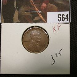 1-1910 Lincoln Cent XF