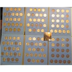 Jefferson Nickels 1938-1961D and 1962-1983D (2) Whitman Coin Folders (91) Jeffersons. Grades up to B