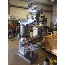 Bridgeport Variable Speed Mill w/ Riser