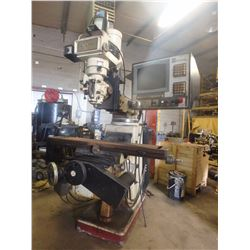 Chevalier CNC Vertical Mill