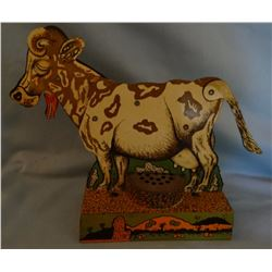 Tin toy milk cow, Press My Tail and I Moo