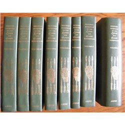 Originals Journals of the Lewis and Clark Expedition Ed. by Reuben Thwaites: Pub.- Arno Press, 1969,