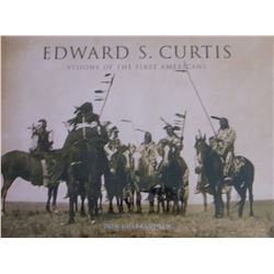 2 books: Edward S. Curtis Visions of the First Americans, Edward S. Curtis, The Great Warrior, both
