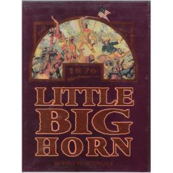2 books: Little Big Horn by Robert Nightengale: Pub by Thomas O'Neal, 1996: Illust., 1st, autographe