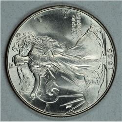 1946 Walking Liberty half dollar MS64+
