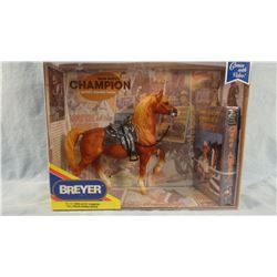 Gene Autry Breyer Horse in orig. box