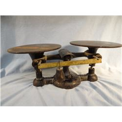 Balance scale, made USA
