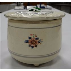 Antique butter keeper, mint conditon