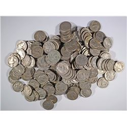 200 FULL & PARTIAL DATE BUFFALO NICKELS