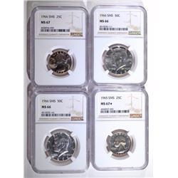 NGC SMS COIN LOT