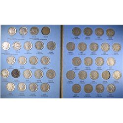 BUFFALO 5c  SET MISSING ONLY 1913-S T-2 & 1926-S