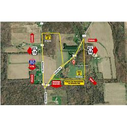 LOT #3 - APPROX. 50 ACRES (Lots 1 & 2 Combined)