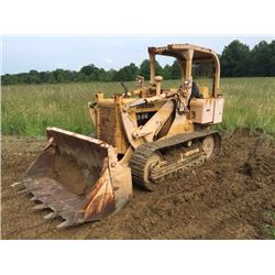 IHC Dresser 100 Clam Shell Bucket Dozer