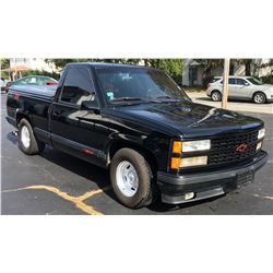 1990 Chevy C1500 SS 454 Truck w/ 45,000 miles