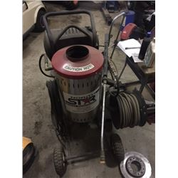 North Star Commercial Hot Water Pressure Washer