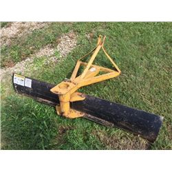 6' Three Point Hitch Blade by Farm Star Equipment