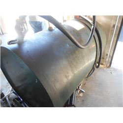 300 Gal Fuel Tank With Hand Pump