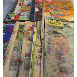 Lot of 26 Vintage 1950's Comic Book Lot CRAFTERS HEAVEN