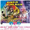 Image 1 : Debbie Reynolds personal 6-sheet poster for Singin' in the Rain.