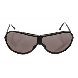Tom Ford Black Falconer TF2 Folding Sunglasses