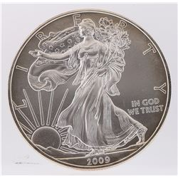 2009 American Silver Eagle Dollar Coin