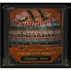 Unforgettaball!  Sportsman's Park  Nostalgia Series Collectable Baseball