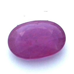 13.95 ctw Oval Ruby Parcel