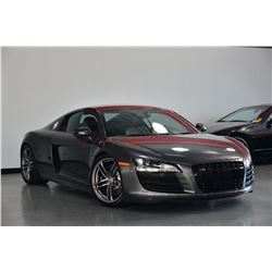 2011 Dark Grey Audi R8 4.2 (R tronic) Coupe