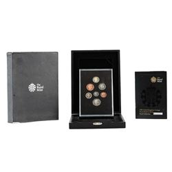 2008 United Kingdom Coinage Royal Shield of Arms Coin Set