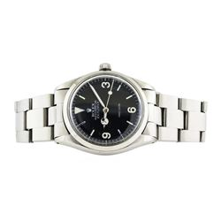 Rolx Oyster Perpetual Explorer Wristwatch - Stainless Steel