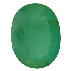 4.11 ctw Oval Mixed Emerald Parcel