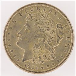 1921-S Morgan Silver Dollar