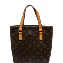Louis Vuitton Monogram Canvas Leather Vavin PM Handbag