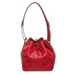 Louis Vuitton Epi Leather Noe PM Drawstring Shoulder Bag