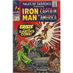 Tales of Suspense featuring Iron Man and Captain America #87