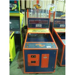 SUPERSHOT BY SKEE BALL BASKETBALL AMUSEMENT GAME