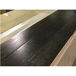CANTRUST BRUSHED DARK CHOCOLATE OAK ENGINEERED SOLID HARDWOOD FLOORING