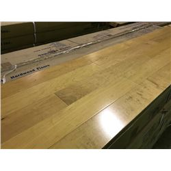 CANTRUST NATURAL HARD MAPLE ENGINEERED SOLID HARDWOOD FLOORING