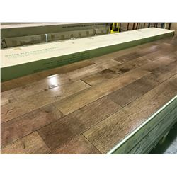 CANTRUST MEDIUM BROWN MAPLE SOLID HARDWOOD FLOORING
