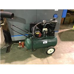GREEN AIR COMPRESSOR 110V