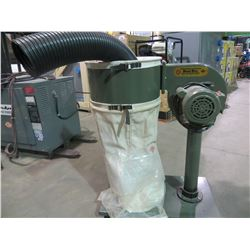 BUSY BEE INDUCTION MOTOR SAWDUST COLLECTOR