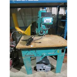 ROCKWELL INDUSTRIAL RADIAL ARM SAW