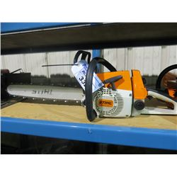 STIHL 026 GAS CHAINSAW