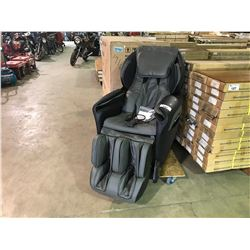 NEW TITAN BLACK AND GREY  FULL BODY MASSAGE CHAIR MODEL TP-8400