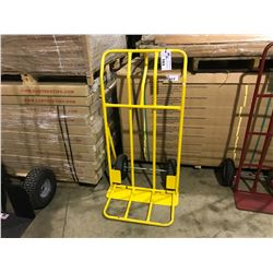 "YELLOW 26"" WIDE COMMERCIAL GRADE 2 WHEEL  DOLLY"